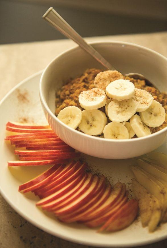 Vegetable-Infused Vegan Porridge