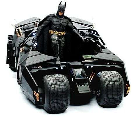 Batman-Themed Toys
