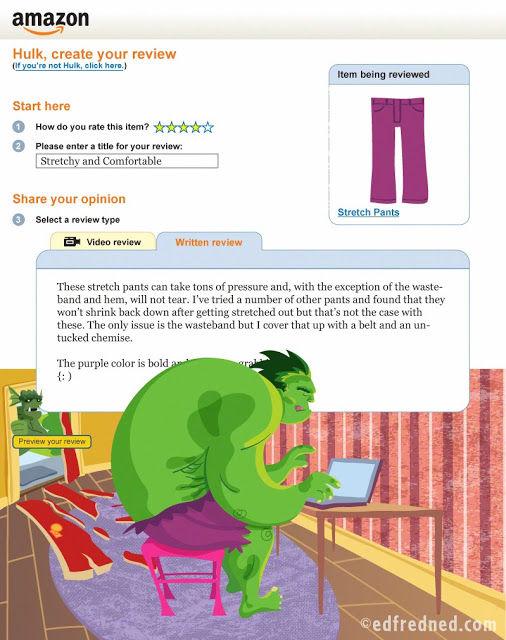 Internet-Obsessed Superhero Illustrations
