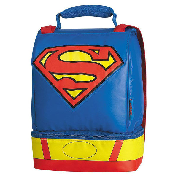 Superman Thermos Lunch Box