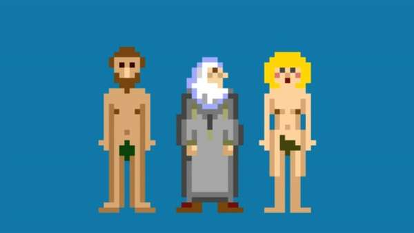8-Bit Bible Stories