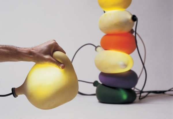 Flexible Rubber Lamps