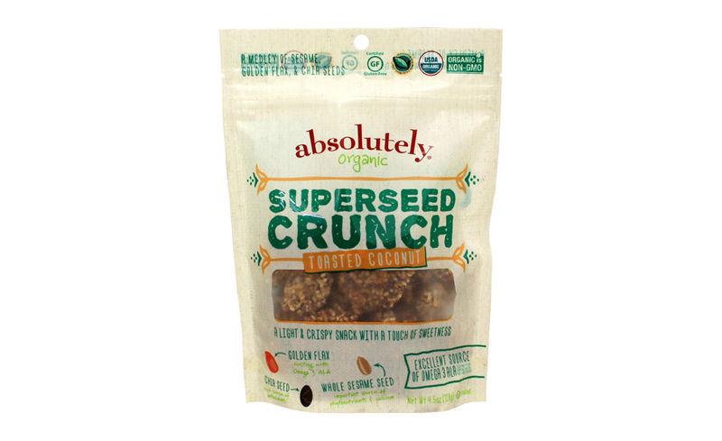 Seed-Based Snack Foods