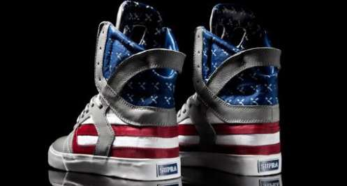 Killer Patriotic Kicks