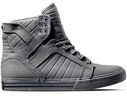Military High Tops