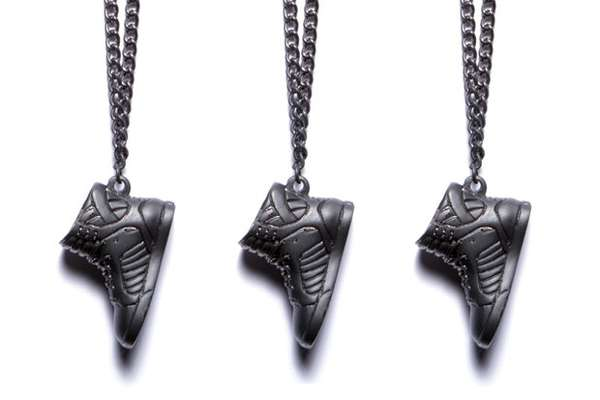 Sneaker Necklaces