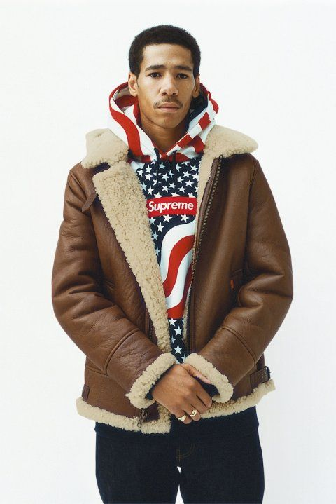Patriotic Streetwear Lookbooks