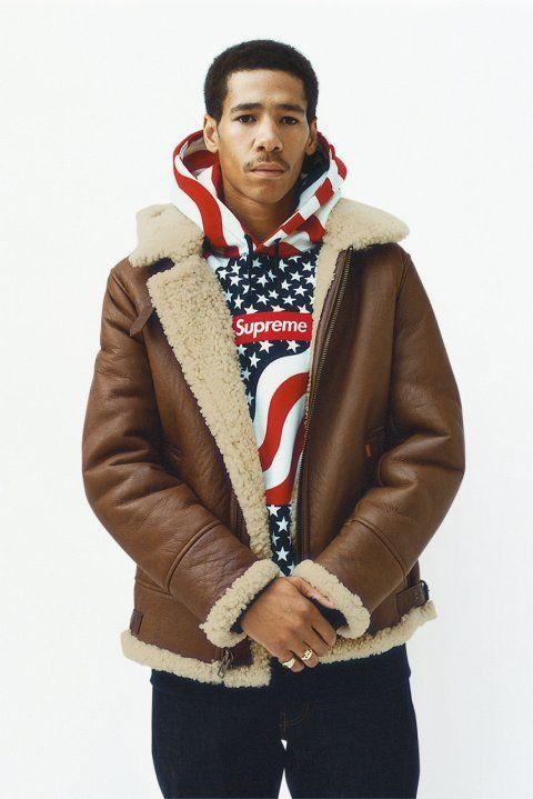 Patriotic Streetwear Lookbooks