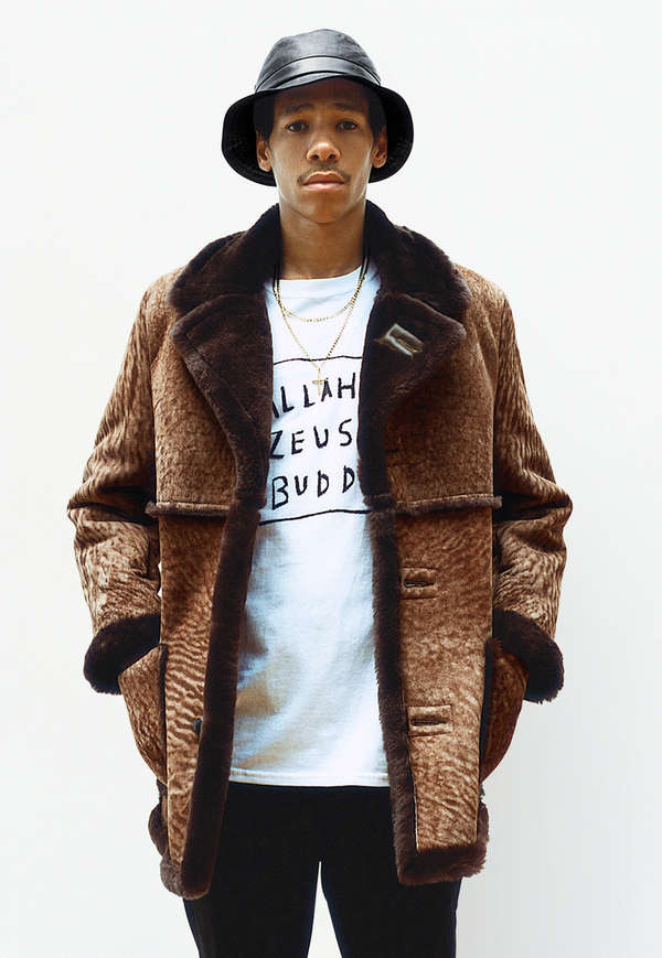Eclectic Sophisticated Streetwear