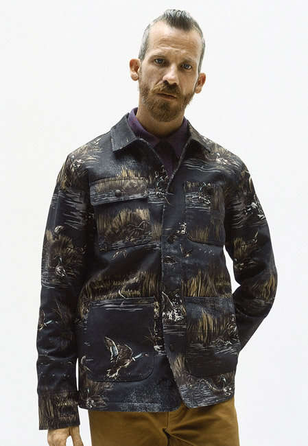 Eccentrically Rugged Outerwear