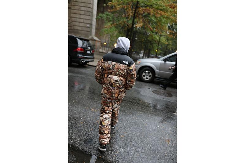 Streetwear-Branded Winter Wear
