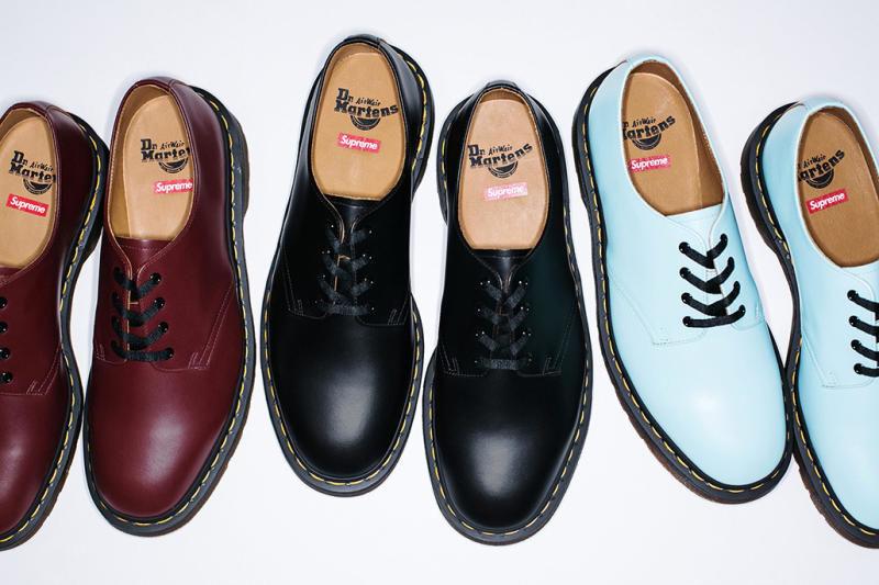 Pastel Punk Footwear