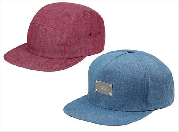 Supreme Summer 2011 Denim Cap collection