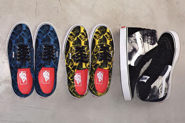 Iconic Film Scene-Printed Shoes