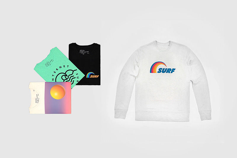 Cyber Surf Culture Apparel
