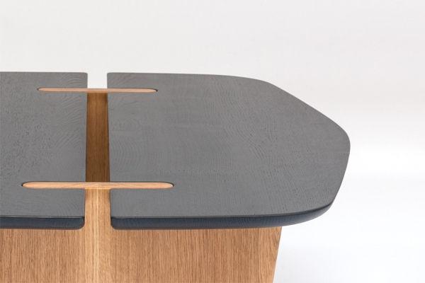 Split-Topped Tables