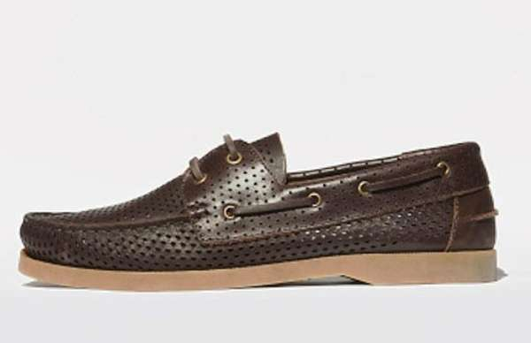 Perforated Sailing Shoes