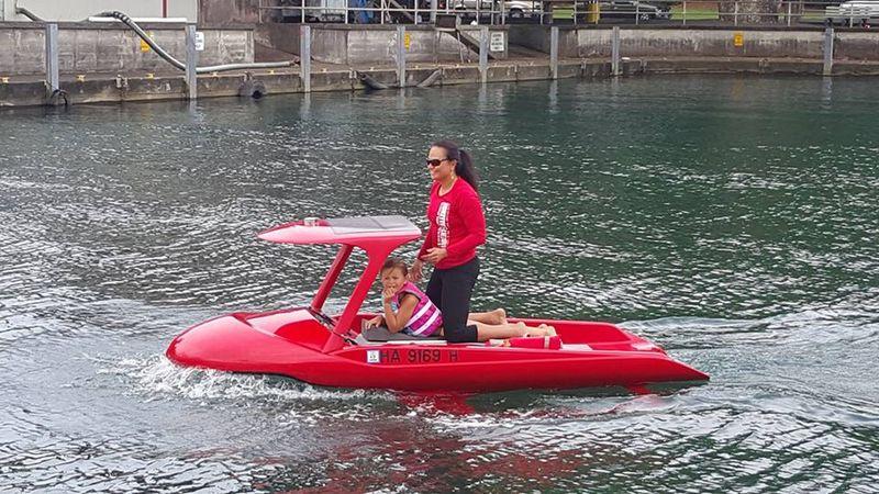 Educational Aquatic Boats