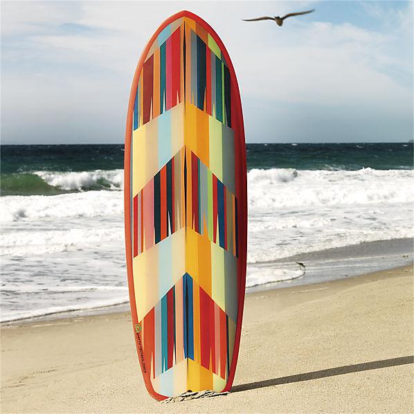 Sustainable Surfboard Art Works