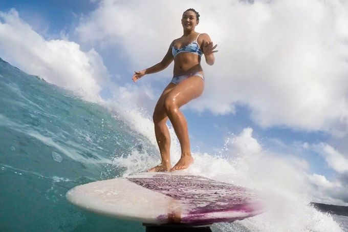 Surfboard Camera Mounts