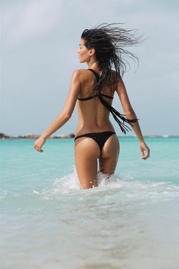 Sizzling Swimwear Editorials