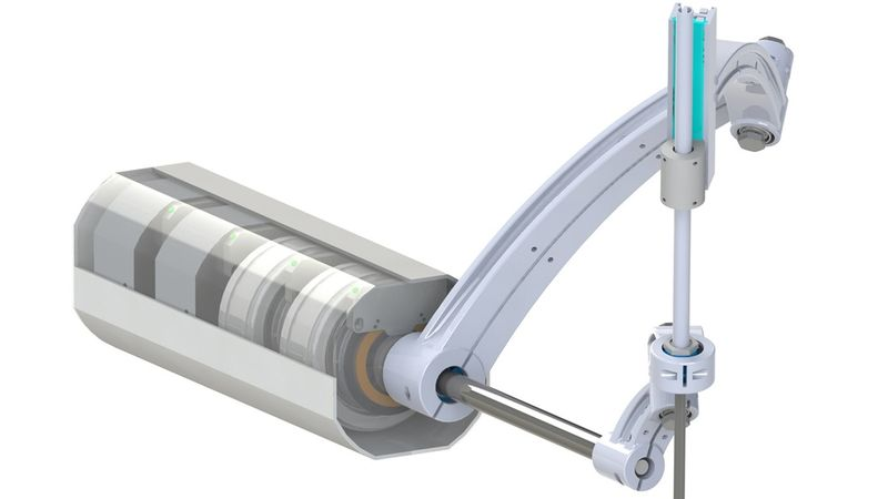 Robotic Surgical Arms