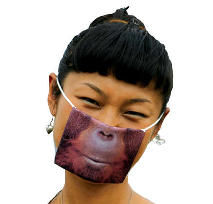 Animalistic Surgical Masks