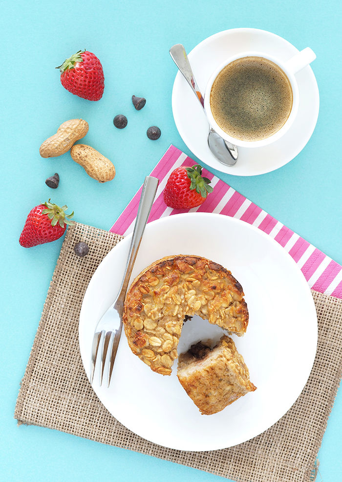 Oatmeal Surprise Cakes