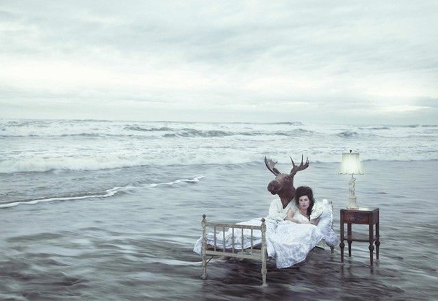 Surreal Fashion Photography