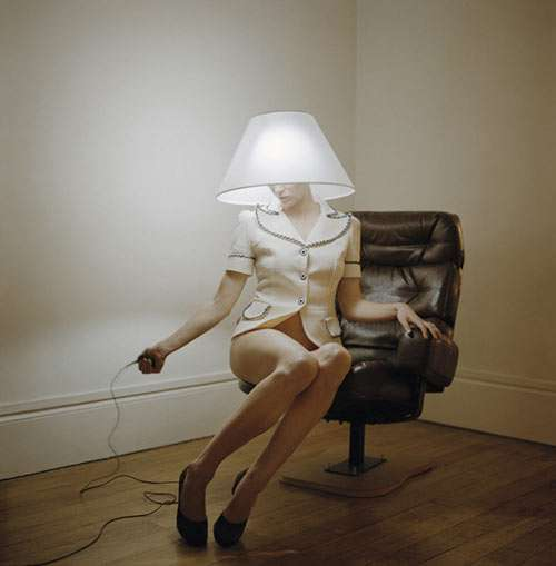Surreal Self Portraits