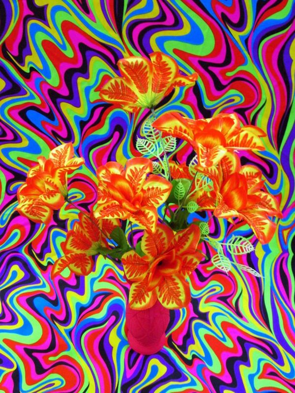 Kaleidoscopic Psychedelic Photography