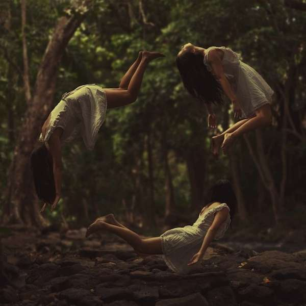 Dreamlike Self-Portraits