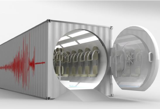 Shipping Container Bunkers