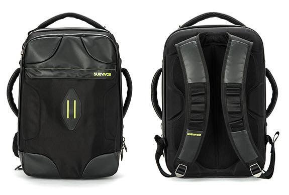 Crush-Resistant Backpacks