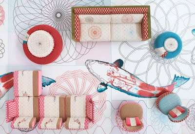 Fishy Furniture
