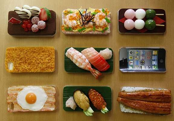 Edible-Inspired iPhone Skins