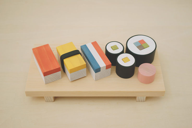 Gameified Sushi Sets