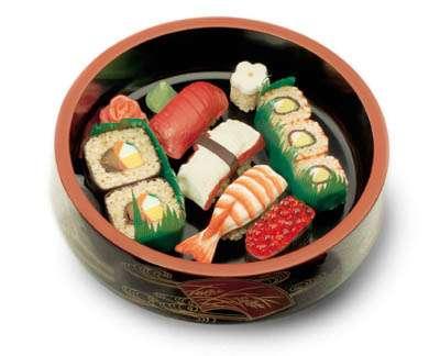 Fishy Desserts