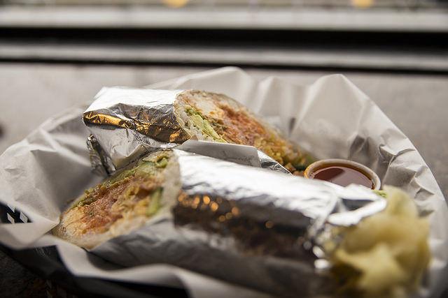 Sushi Burrito Hybrids