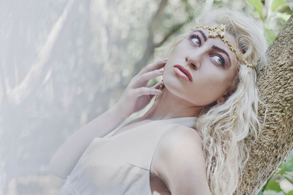 Greek Goddess-Inspired Photography