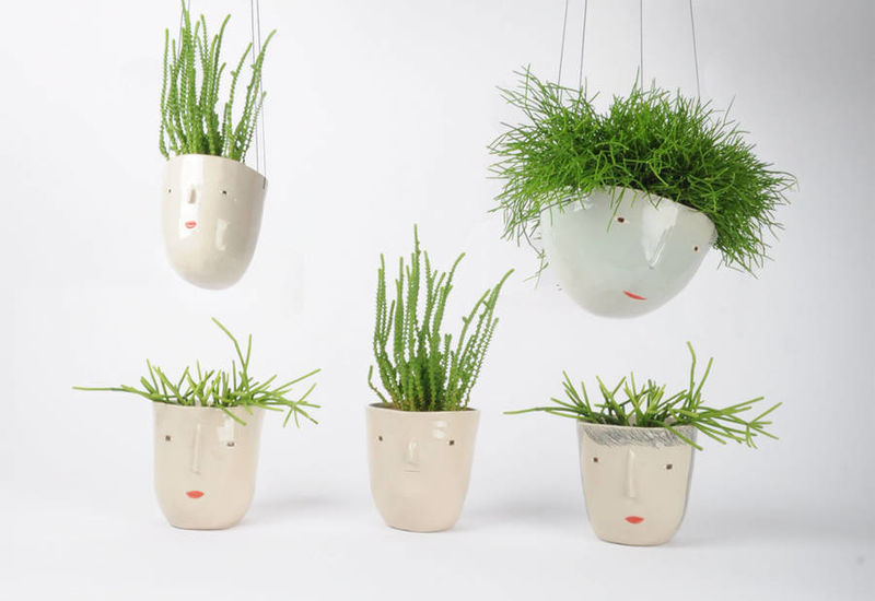 Personified Planter Collections