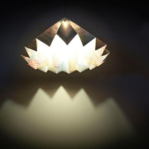 Dual-Designed Suspension Lamps