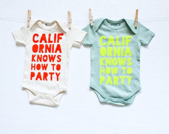 Rap-Themed Infant Apparel