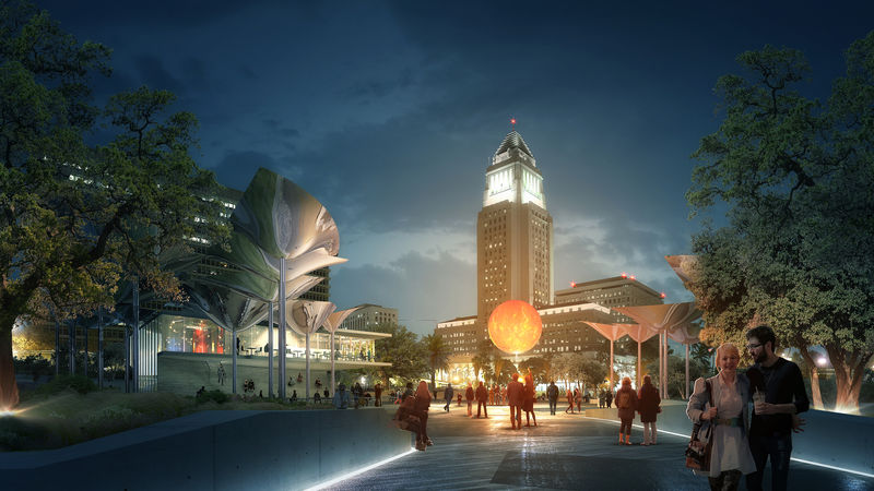 Sustainable Park Concepts