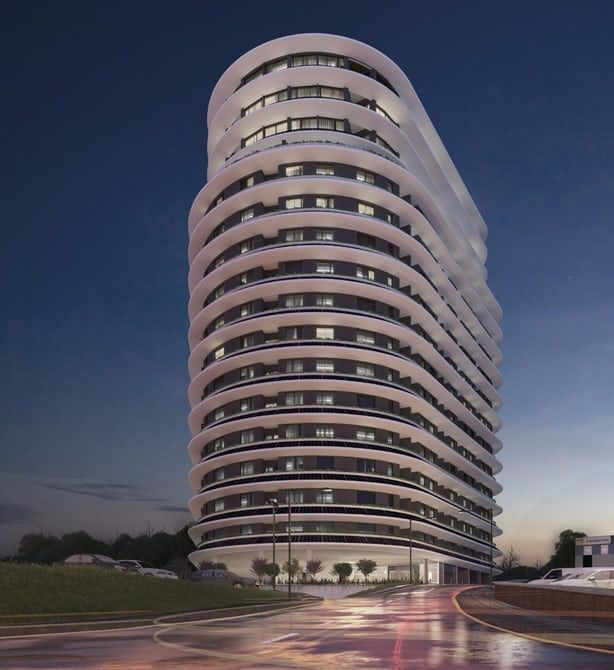 Sustainable Residential Towers