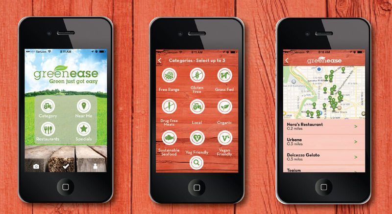 Ethical Eatery Apps