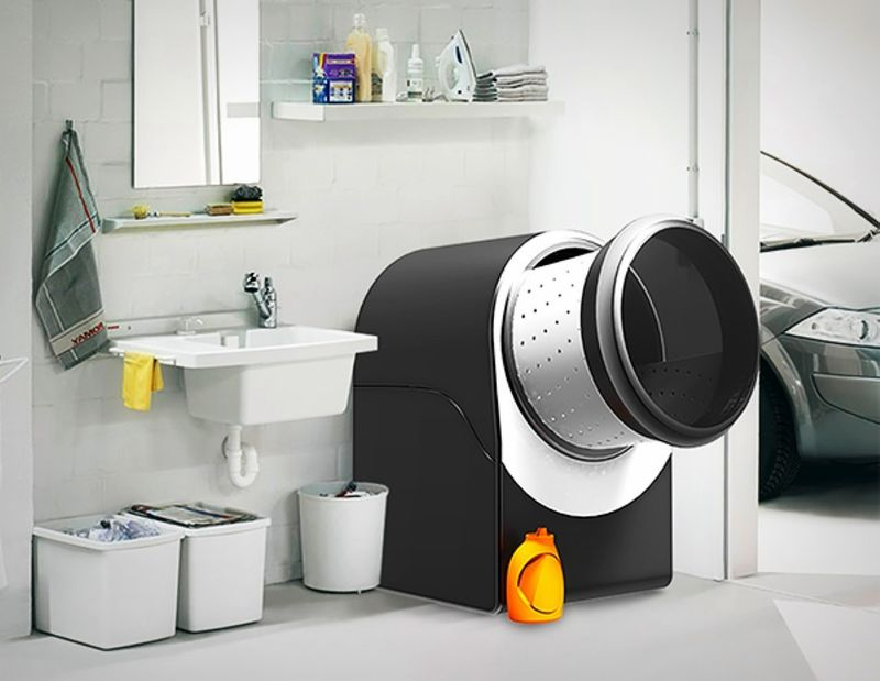 lg cleaning washing machine