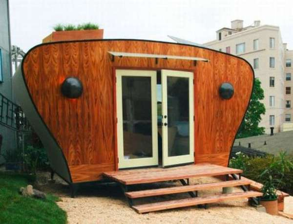 Curvy Eco Workspaces