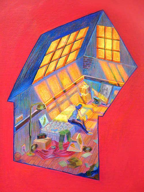 Dynamic Domestic Illustrations