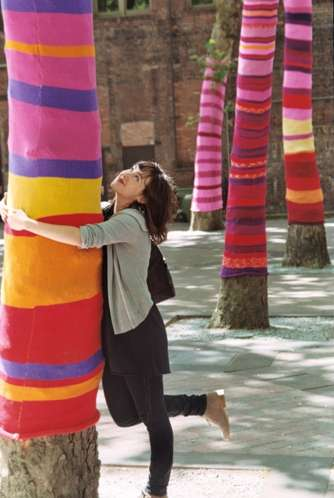 Crocheted Public Parks